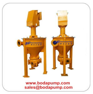 Foam Slurry Electric Vertical Centrifugal Slurry Froth Pump pictures & photos