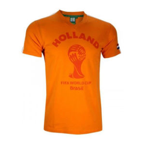 World Cup Football V Neck T-Shirt Custom Printed Apparel (TS246W) pictures & photos