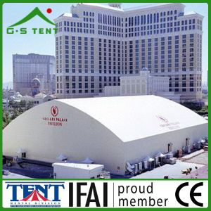 Curve Roof Outdoor Wedding Trade Show and Event Tents pictures & photos