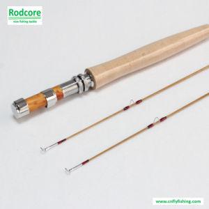 8FT 6wt Hexagon Tonkin Bamboo Fly Rod pictures & photos