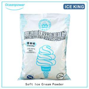 Soft Ice Cream Powder (Apple/Cantaloupe/Pineapple/Mango/Orange/Banana) (Ice King) pictures & photos