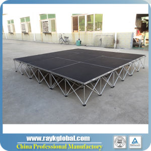 Hot Sale Anti-Slip Stage, Portable Stage, Mobile Stage pictures & photos