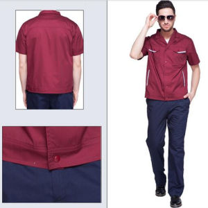 Men′s Working Office Uniform for Facotry Workwear Uniforms Engineer pictures & photos