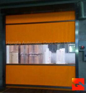Industrial High Speed Roller Shutter China Rapid Roller Door (HF-112) pictures & photos
