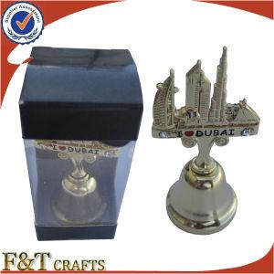 Personalised Wedding Gifts Dubai : China Travel Gifts Custom Metal Gold Dubai Souvenir Collection Bell ...