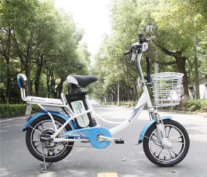 Light Electric Bicycle with 48V Lithium Battery pictures & photos