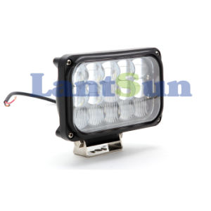 Car Accessories 6.5 Inch 45W Square 4D Driving Work Light/ 45W for Truck Trailers pictures & photos