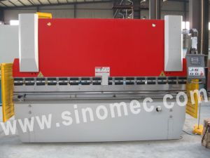 Hydraulic Press Brake Machine/Sheet Metal Machinery/Bending Machine/Fabrication (WC67Y-125T/3200) pictures & photos
