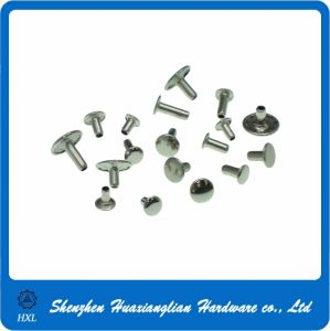 Stainless Steel Semi Tubular Pan Head Rivet pictures & photos