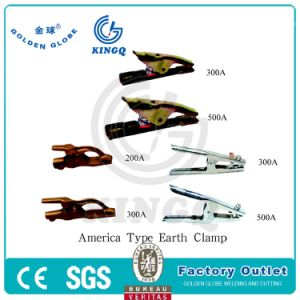 Best Price Kingq America Type Earth Clamp MIG Gun pictures & photos