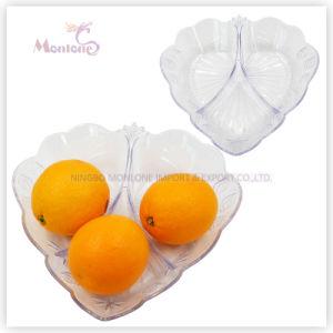 117g Plastic Fruit Plate/Dish, Fruit Serving Tray, Fruit Bowl pictures & photos