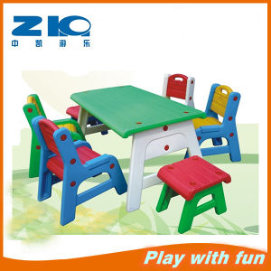 Top Selling Good Quality Kids Plastic Tables for Sale pictures & photos