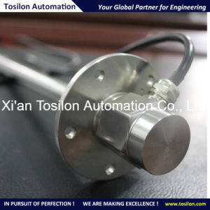 Analog Capacitance Fluid Level Transmitter for Fuel Oil Tank pictures & photos