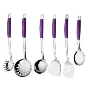 7PCS Stainless Steel Kitchenware pictures & photos