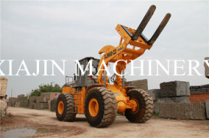 Rock Bucket Wheel Loader with Fork pictures & photos