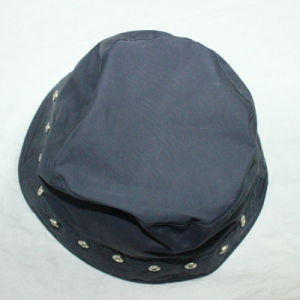 Dark Blue Rivets Hat/Cap for Adult pictures & photos