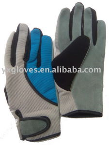 Leather Working Glove-Industrial Glove-Working Glove-Glove pictures & photos