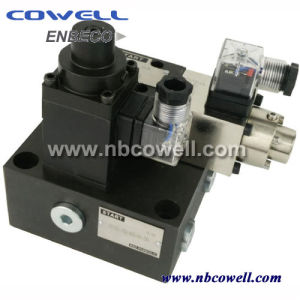 Flange Type Hydraulic Fixed Proportional Valve Gas Valve pictures & photos