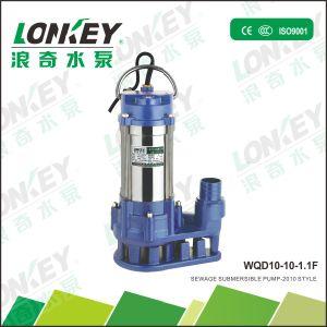 Agriculture Machine Sewage Pump Water Pump Design Wqd pictures & photos