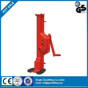 1.5t-20t Lifting Mechanical Jack / Rack Jack pictures & photos