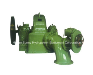 Horizontal Pelton Hydro (Water) Turbine/ Hydropower / Hydroturbine pictures & photos