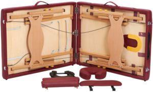 Wooden Folding Massage Table (THR-WT003A) pictures & photos