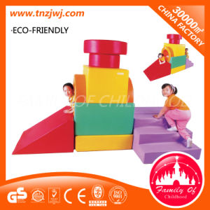 EU Standard Indoor Kid Cheap Soft Play with Stair pictures & photos