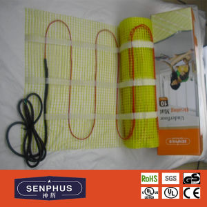 160W Electric Underfloor Heating Mat of VDE Ce and UL Aprroved pictures & photos