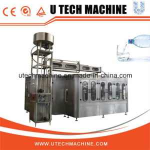 Automatic Pet Bottle Mineral/Pure Water Filling Machine pictures & photos