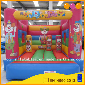 Cartoon Figures Inflatable Bouncer Bed (AQ02294) pictures & photos