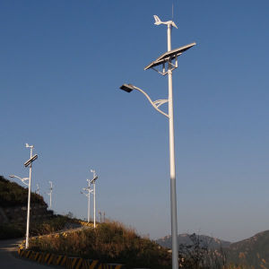 Low Price China Solar Street Light 30W Design pictures & photos
