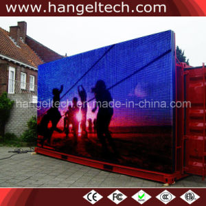 Outdoor Waterproof P25mm Promotional LED Display Panel