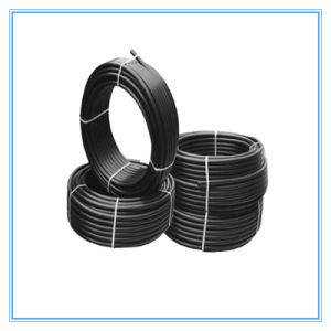 PE100/80 HDPE Plastic Hard Pipe for Gricultural Irrigation