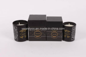 Scented Glass Jar Candles in Luxury Gift Box pictures & photos
