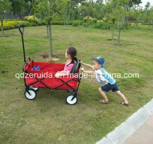 Folding Utility Wagon Beach Cart pictures & photos