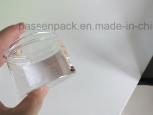 150ml Plastic Cosmetic Cream Jar with Label Made in Yuyao pictures & photos
