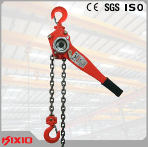High Quality GS & Ce Approved 750kg Lever Hoist pictures & photos