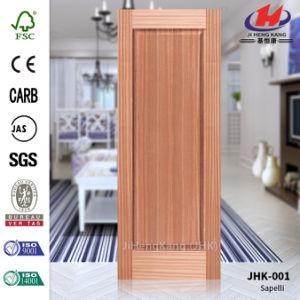 N-Sapelli Veneer HDF Door Skin pictures & photos
