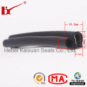 EPDM Extruded Aluminum Window Rubber Seal for Auto pictures & photos