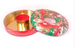 Lovely Design Recyclable Metal Box for Holiday Gift pictures & photos