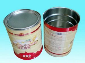 Food Grade Tin Can for Cookies Candy and Milk Powder pictures & photos