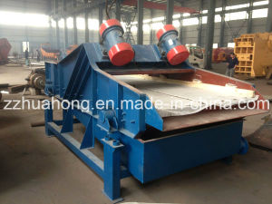 China Small Linear Vibrating Screen Machine for Mine pictures & photos