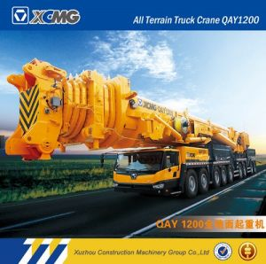 XCMG Official Manufacturer Qay1200 1200ton All Terrain Crane pictures & photos
