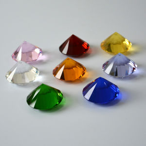 Colorful Crystal Diamond for Wedding Souvenir Gift Paperweight Decoration pictures & photos