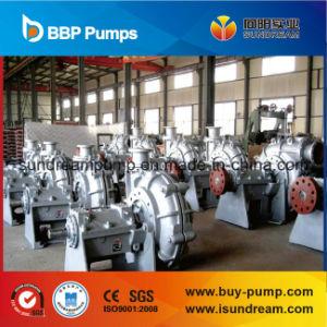 Electric Driven Sand & Gravel Slurry Pump Ah8/6 pictures & photos