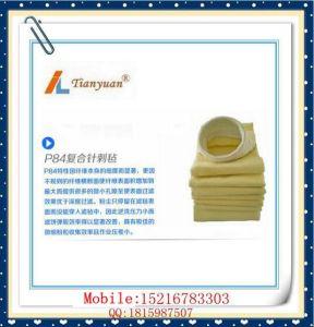 Nonwoven Needle Felt P84 Filter Bag pictures & photos