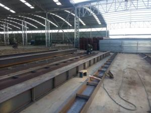 Prefabricated Steel Structure Warehouse/Steel Structure Workshop pictures & photos