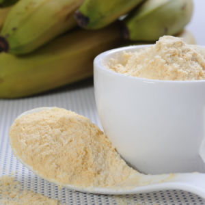 Natural Instant Banana Powder / Banana Juice Powder pictures & photos