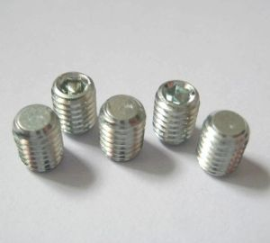 Carbon Steel Hexagon Socket Set Screws DIN913 914 915 916 pictures & photos