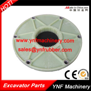 Flexble White Flange Series Coupling for Excavator Parts pictures & photos